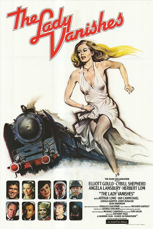 poster The Lady Vanishes (1979)