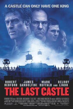 poster The Last Castle (2001)