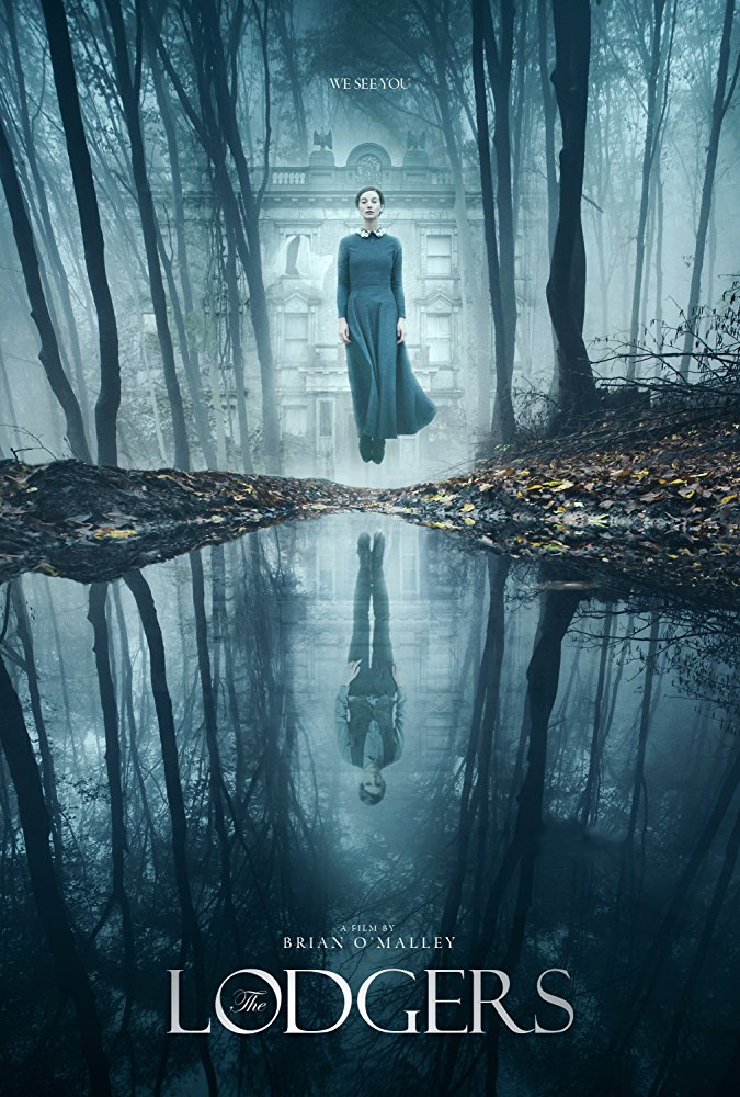 poster The Lodgers (2017)