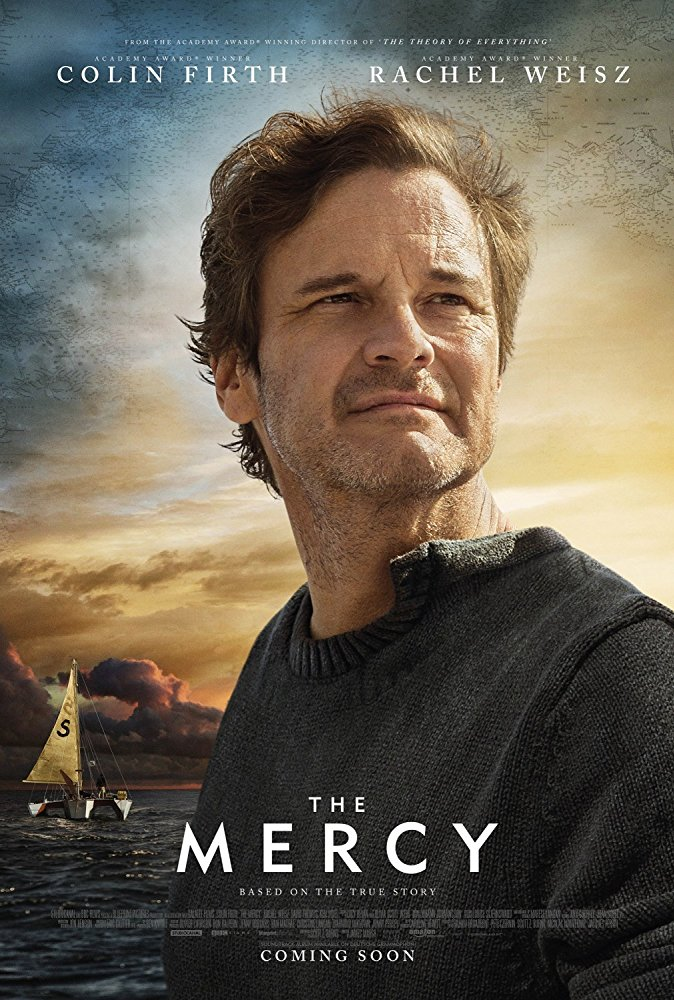 poster The Mercy (2018)