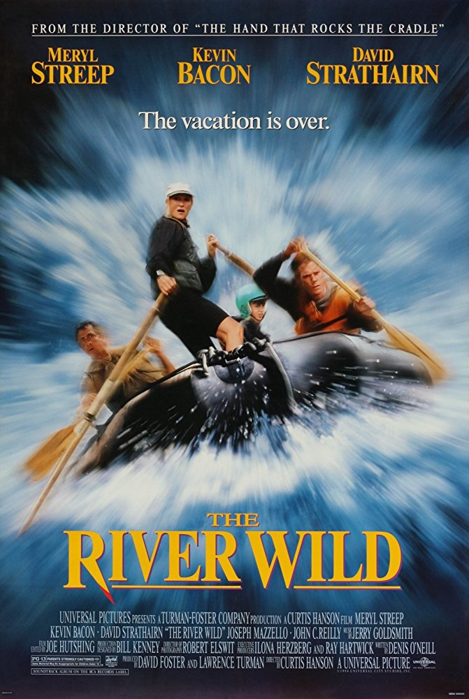 poster The River Wild (1994)