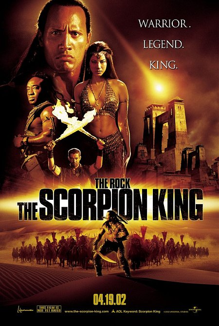 poster The Scorpion King (2002)