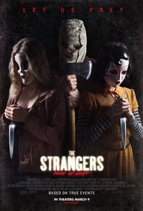 poster The Strangers Prey at Night (2018)
