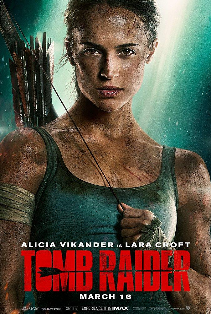 poster Tomb Raider (2018)