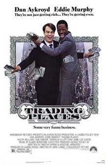 poster Trading Places (1983)