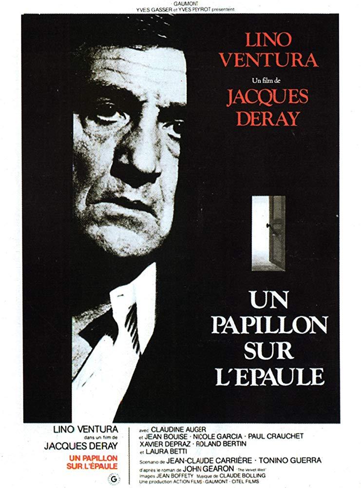 poster Un papillon sur l'épaule (1978)