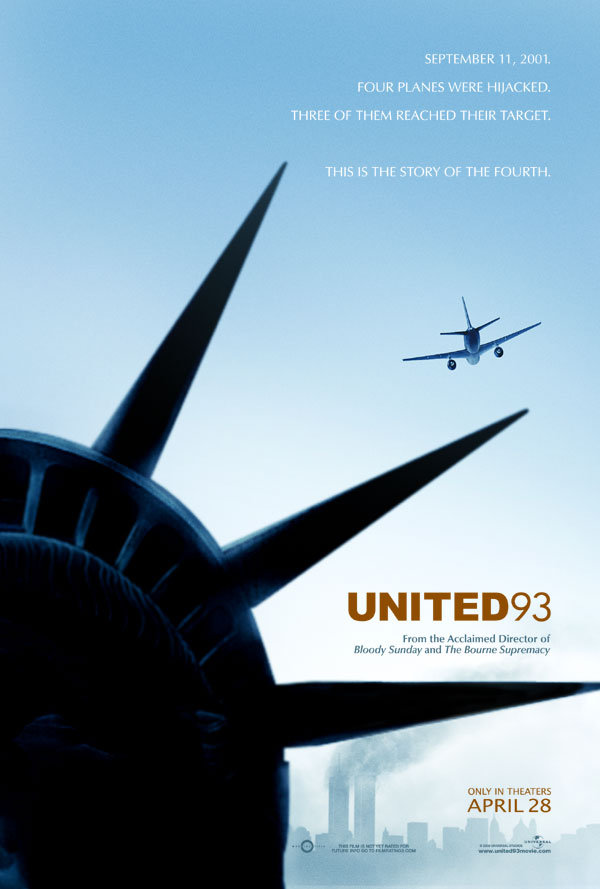 poster United 93 (2006)