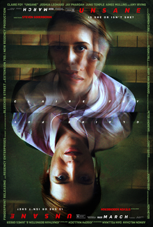 poster Unsane (2018)