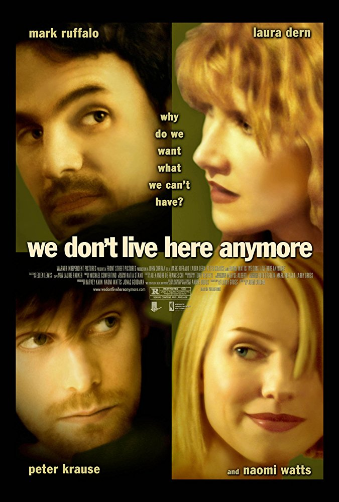 poster We Don't Live Here Anymore (2004)