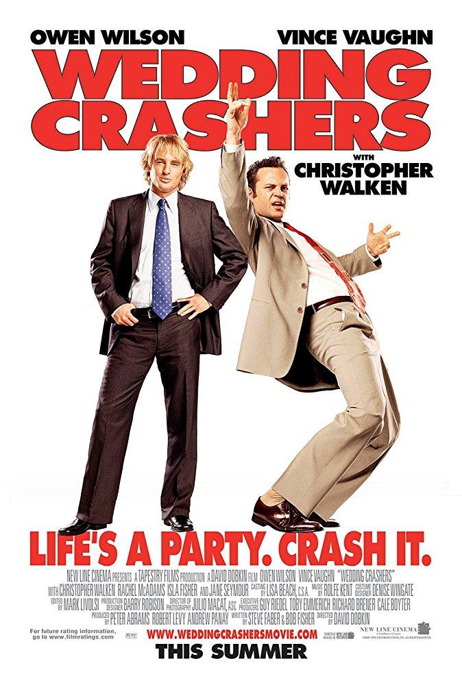 poster Wedding Crashers (2005)