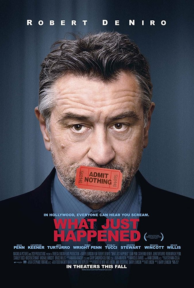 poster What Just Happened (2008)