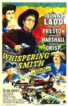 poster Whispering Smith (1948)