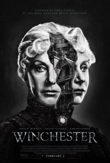 poster Winchester (2018)