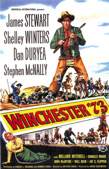 poster Winchester '73