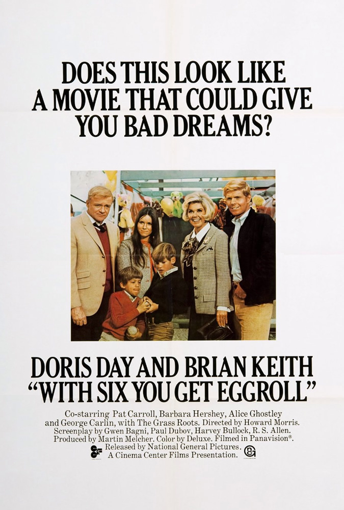 poster With Six You Get Eggroll (1968)