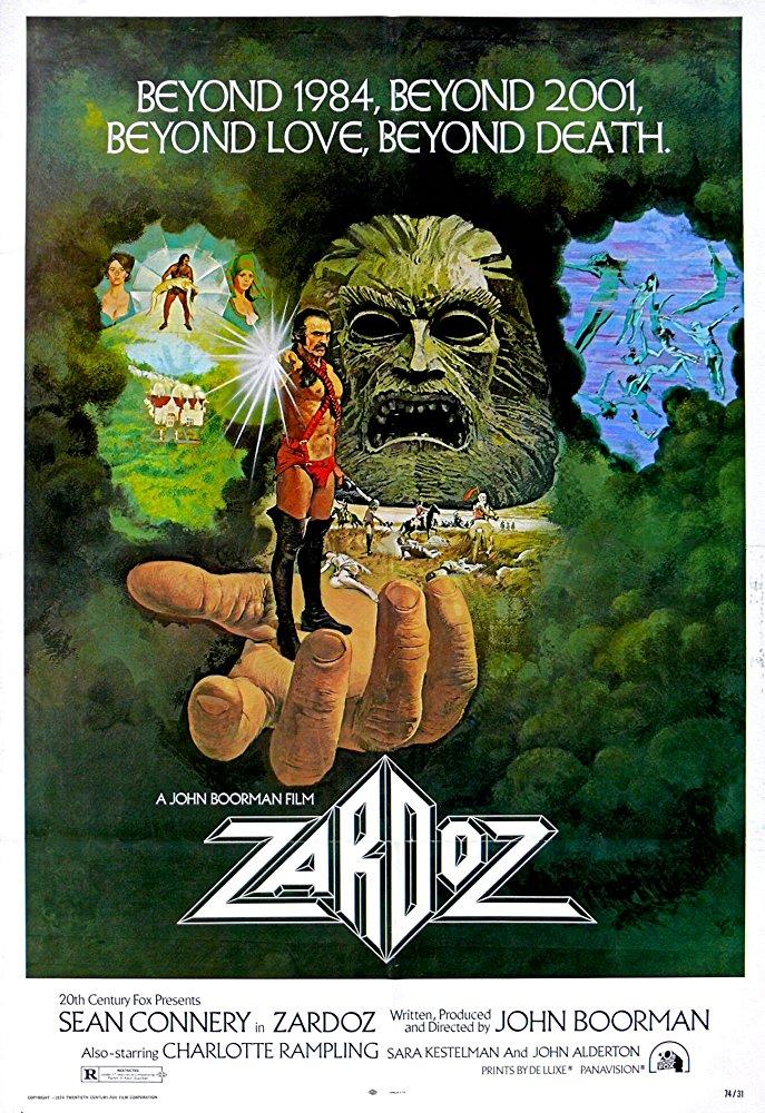 poster Zardoz (1974)