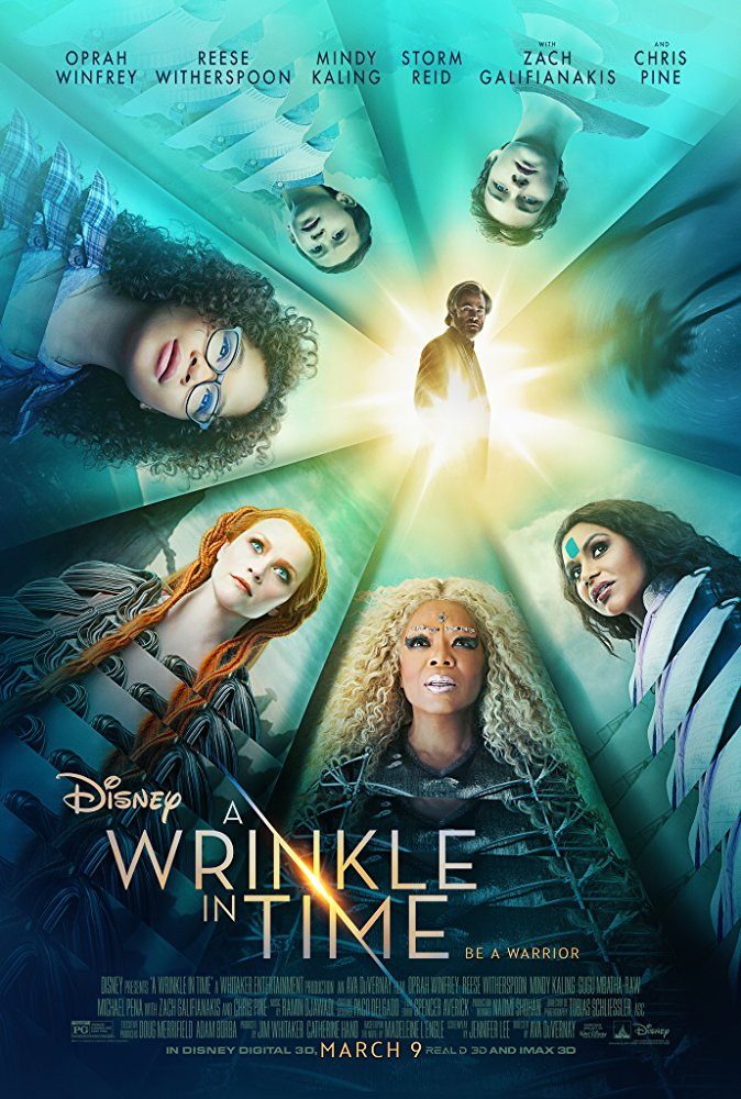 poster A Wrinkle in Time (2018)