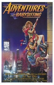 poster Adventures in Babysitting (1987)