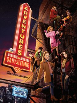 poster Adventures in Babysitting (2016)