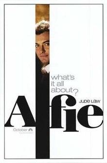 poster Alfie (2004)