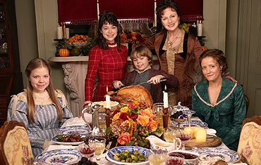 An Old Fashioned Thanksgiving (TV Movie 2008)