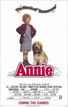 poster Annie (1982)