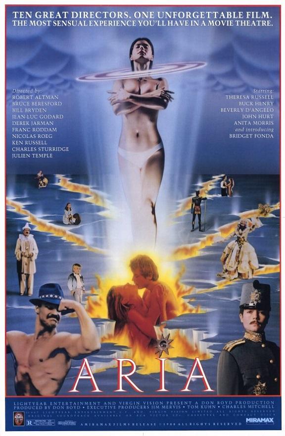 poster Aria (1987)