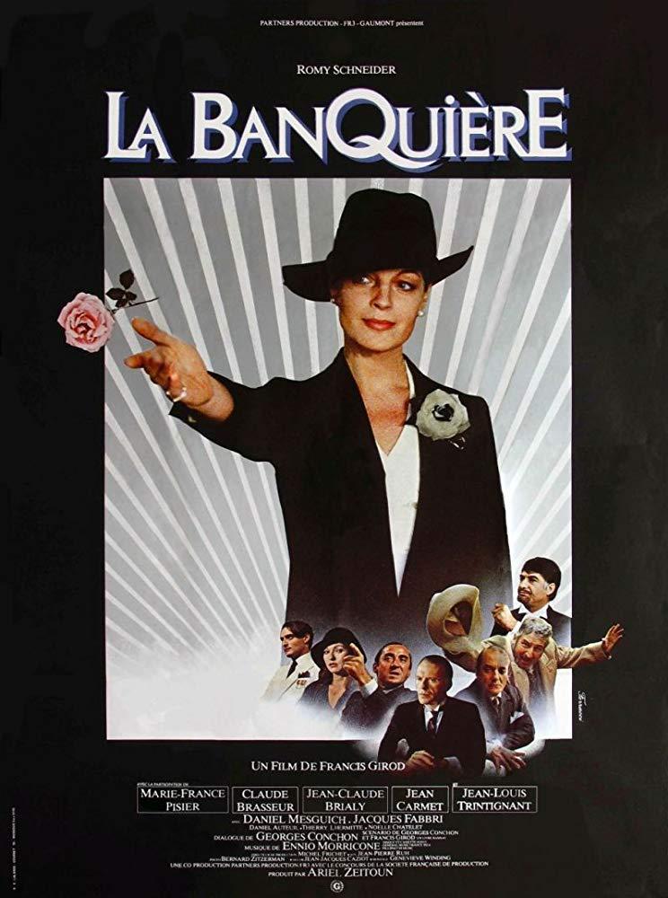 poster Banchera - La banquiere (1980)