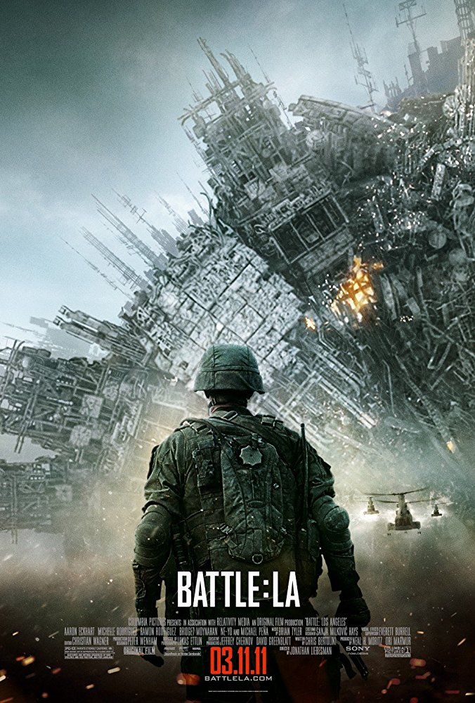 poster Battle Los Angeles (2011)