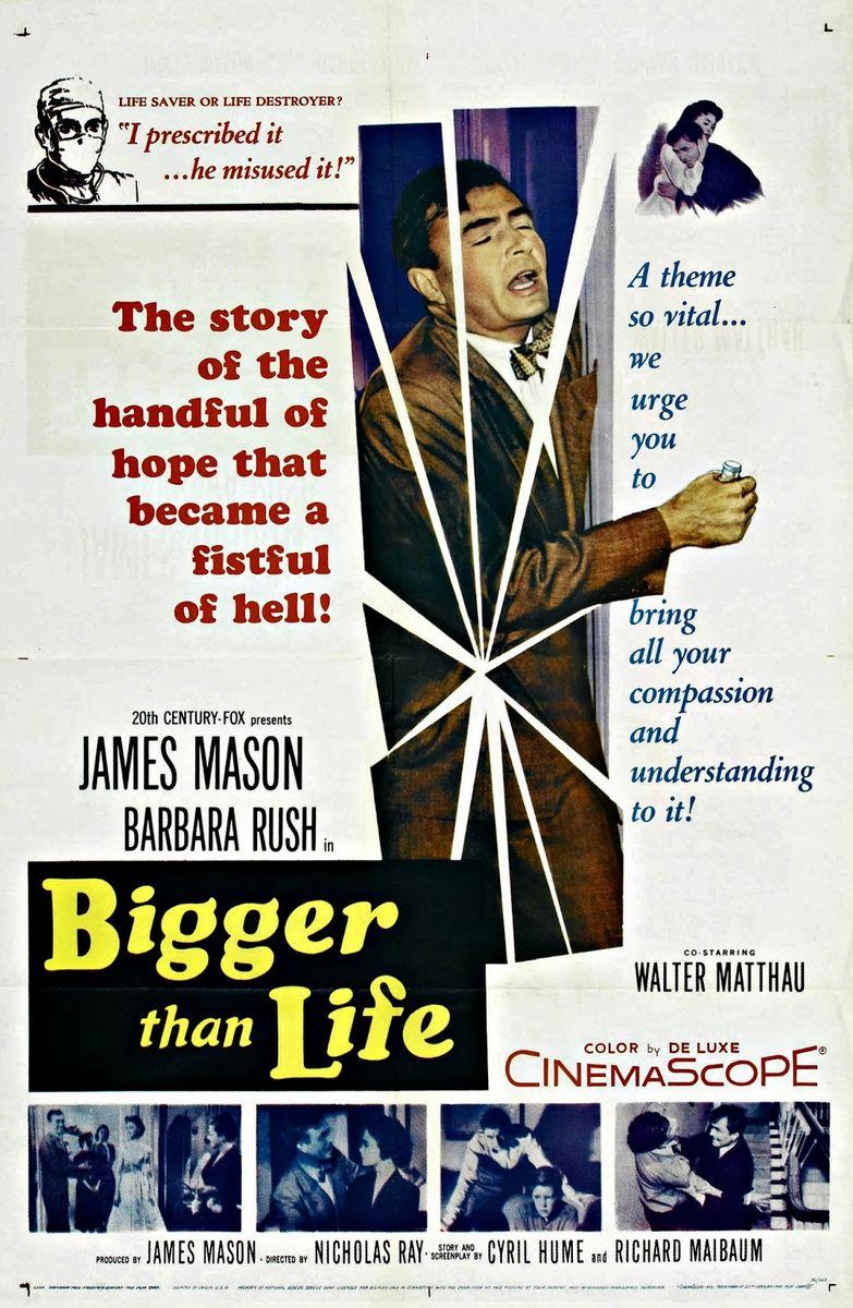 poster Bigger Than Life (1956)