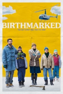 poster Birthmarked (2018)