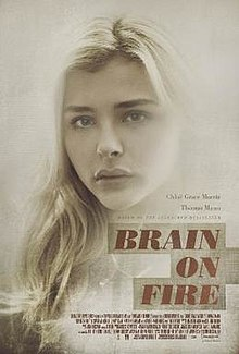 poster Brain on Fire (2016)