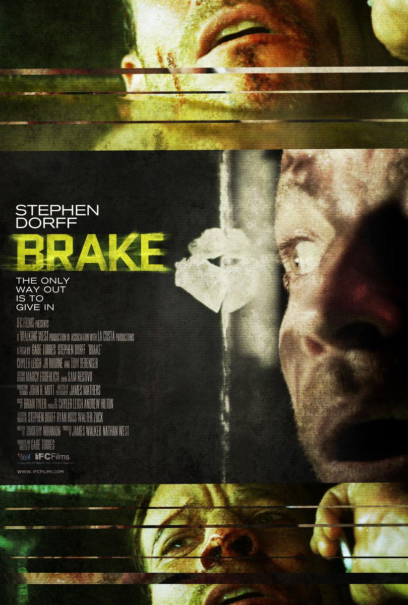poster Brake (2012)