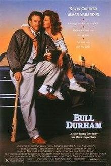 poster Bull Durham (1988)