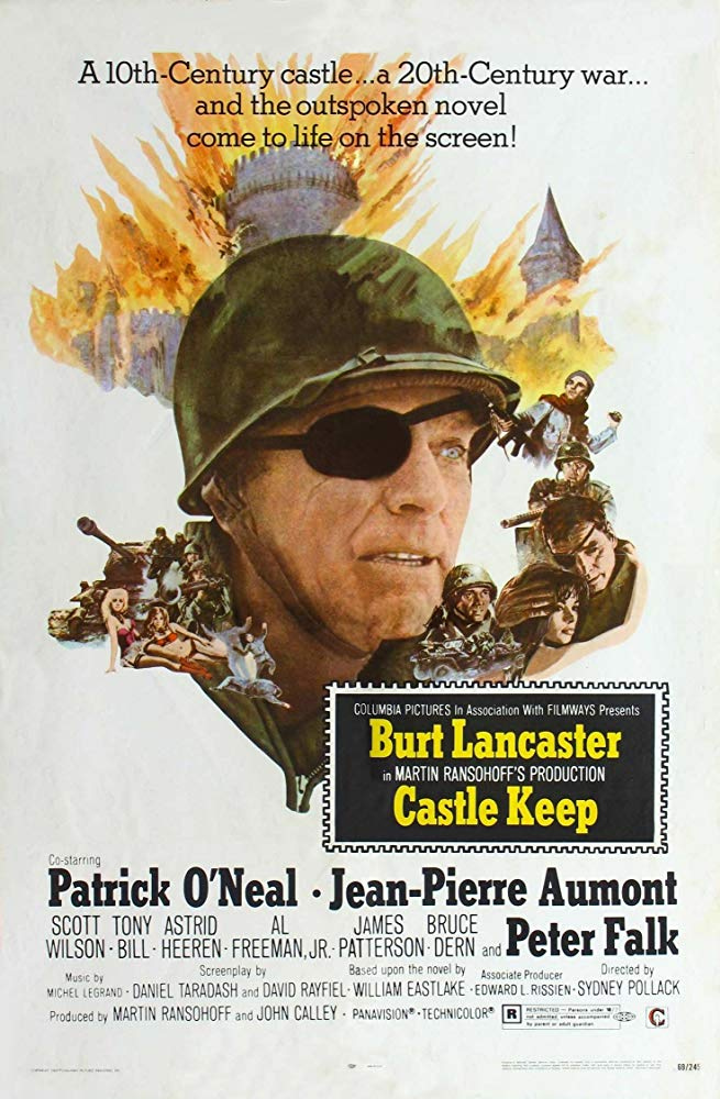 poster Castle Keep (1969)