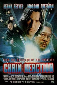 poster Chain Reaction (1996)