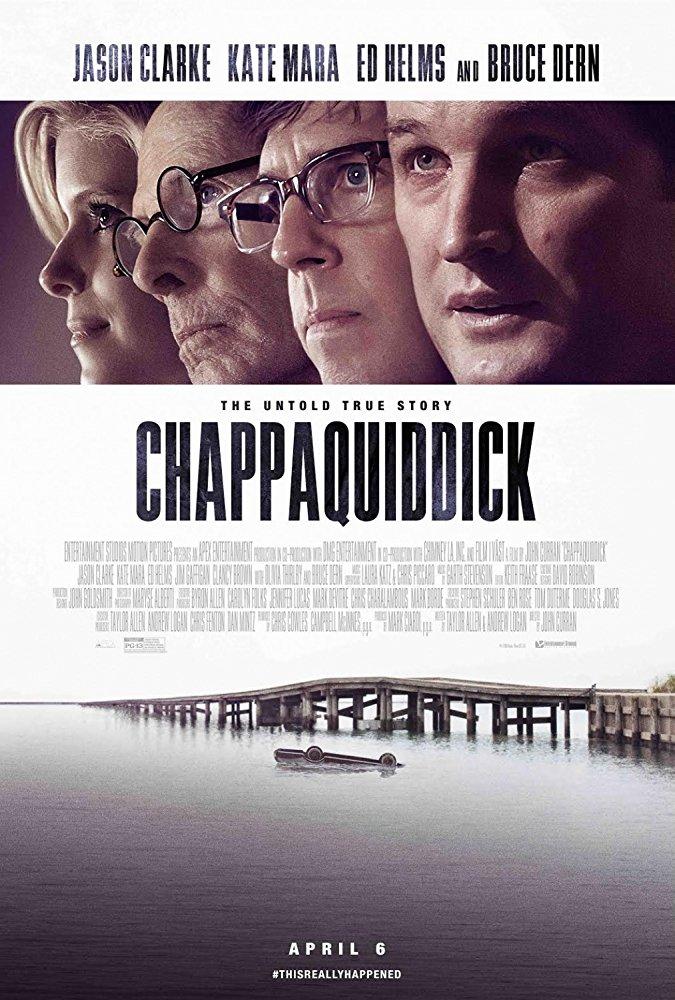 poster Chappaquiddick (2017)