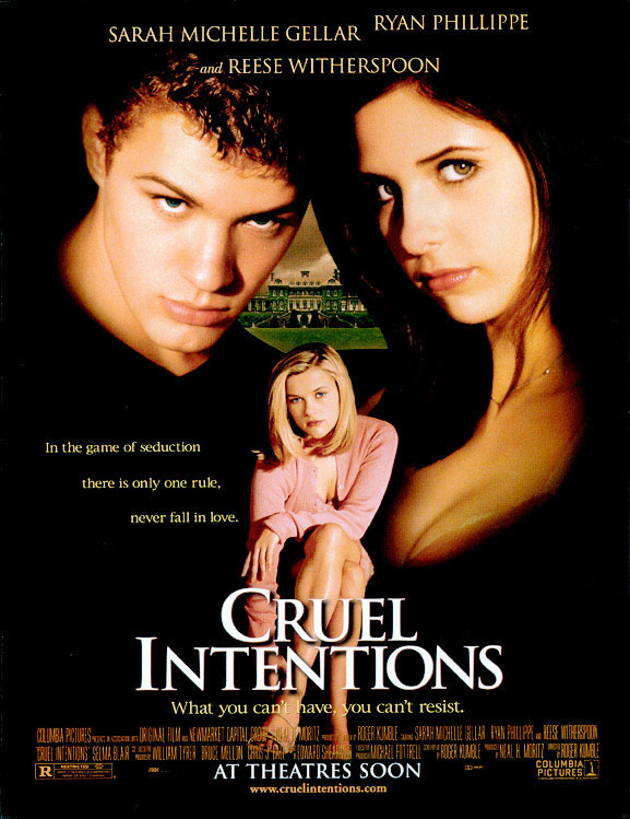 poster Cruel Intentions (1999)