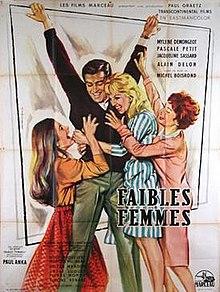 poster Faibles Femmes (1959)
