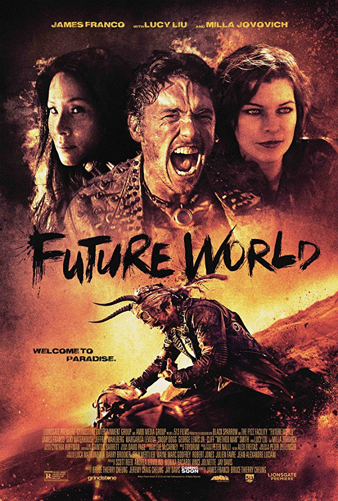 poster Future World (2018)