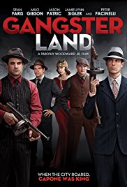 poster Gangster Land (2017)
