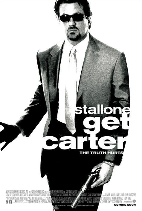 poster Get Carter (2000)