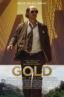 poster Gold (2016)