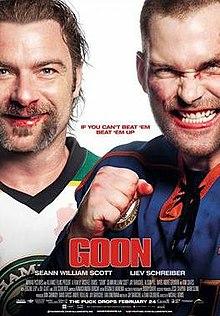 poster Goon (2011)