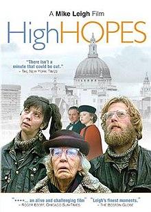 poster High Hopes (1988)