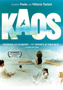 poster Kaos (1984)