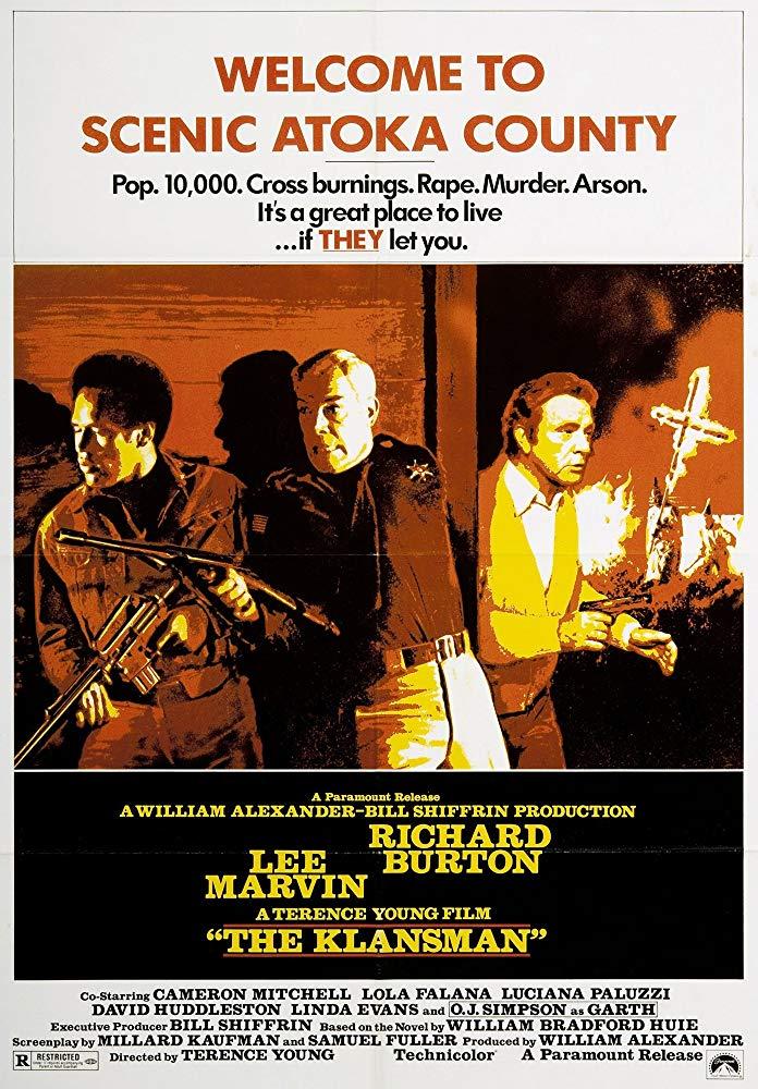 poster Klansman (1974)