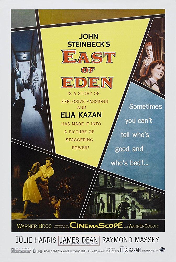 poster La Est de Eden