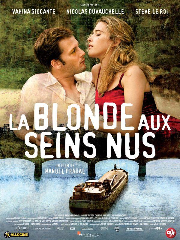 poster La blonde aux seins nus (2010)