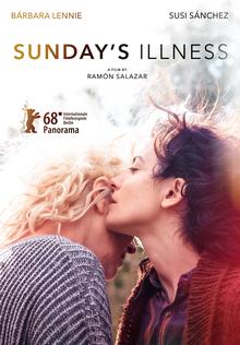 poster La enfermedad del domingo (2018)